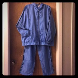 Active Studio Blue Track Suit